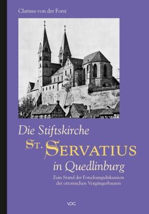 Die Stiftskirche St. Servatius in Quedlinburg