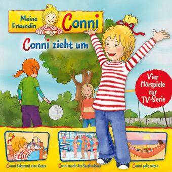 Meine Freundin Conni - Conni zieht um