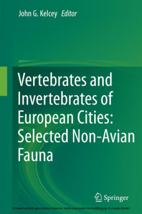 Vertebrates and Invertebrates of European Cities:Selected Non-Avian Fauna