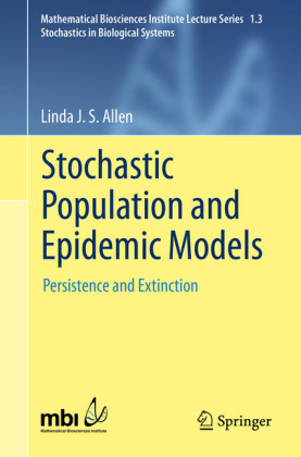 Stochastic Population and Epidemic Models