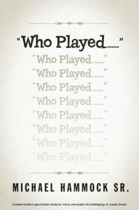 'Who Played......'