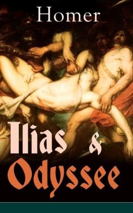 Ilias & Odyssee (Vollständige deutsche Ausgaben)