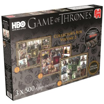 Game of Thrones (Puzzle), Collector's Box Special Edition