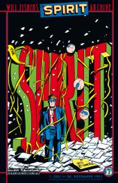 Will Eisners Spirit Archive - Juli bis Dezember 1951, Vorzugsausgabe