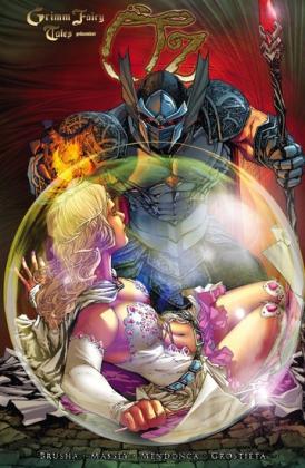 Grimm Fairy Tales präsentiert: OZ, Band 3