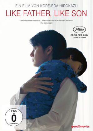 Like Father, Like Son, 1 DVD
