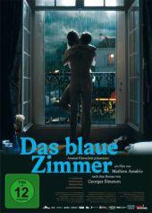 Das blaue Zimmer, 1 DVD Cover