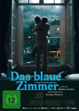 Das blaue Zimmer, 1 DVD