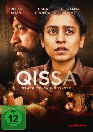 Qissa - Der Geist ist ein einsamer Wanderer, 1 DVD