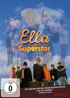 Ella und der Superstar, 1 DVD