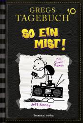 Gregs Tagebuch - So ein Mist! Cover