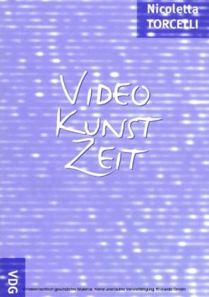 Video Kunst Zeit
