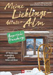 Meine Lieblings-Winter-Alm Bayerische Hausberge Cover