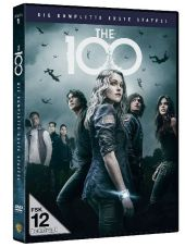 The 100, DVDs Cover