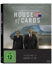 House of Cards, 4 Blu-rays