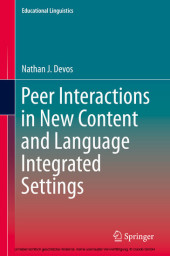 Peer Interactions in New Content and Language Integrated Settings