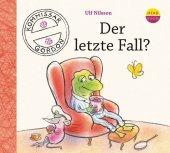 Kommissar Gordon - Der letzte Fall?, 1 Audio-CD Cover