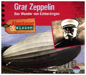 Graf Zeppelin, Audio-CD