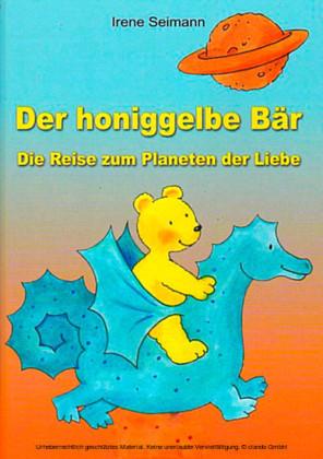 Der honiggelbe Bär