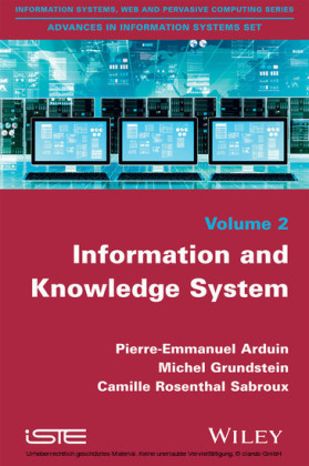 Information and Knowledge Systems