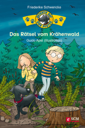 Das Rätsel vom Krähenwald
