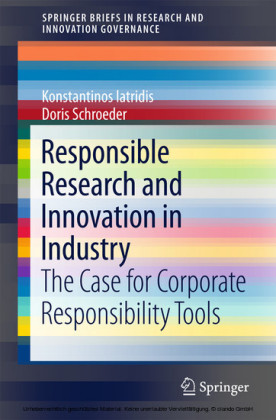 Responsible Research and Innovation in Industry