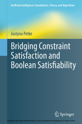 Bridging Constraint Satisfaction and Boolean Satisfiability