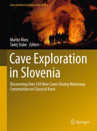 Cave Exploration in Slovenia