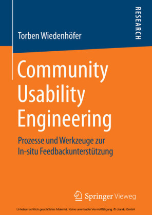 Community Usability Engineering