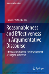 Reasonableness and Effectiveness in Argumentative Discourse