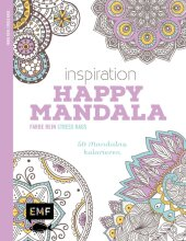 Inspiration Happy Mandala Cover