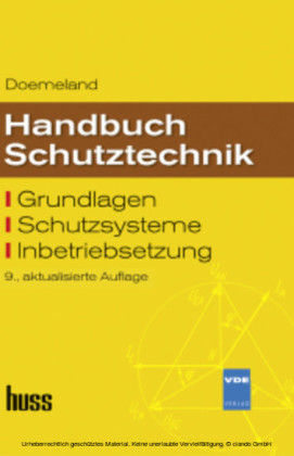 Handbuch Schutztechnik