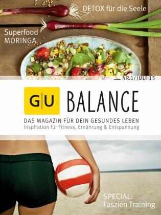 GU BALANCE - Das Magazin für Dein gesundes Leben