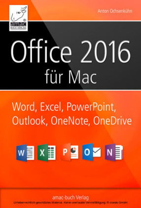 Office 2016 für Mac