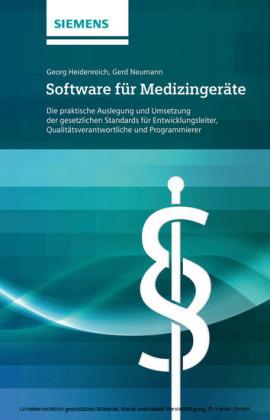 Software für Medizingeräte