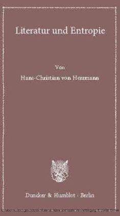 Literatur und Entropie.