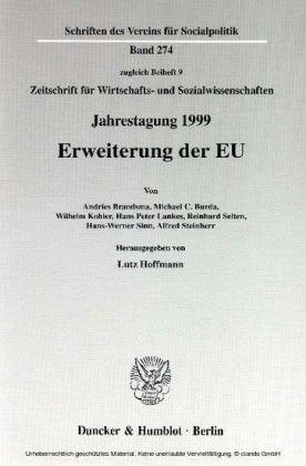Erweiterung der EU.