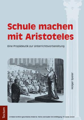 Schule machen mit Aristoteles