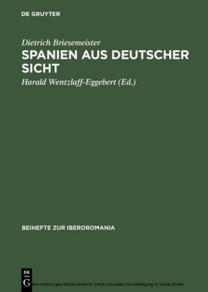 Spanien aus deutscher Sicht