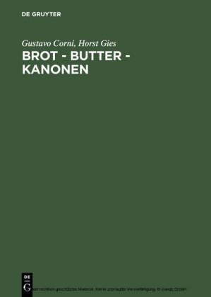 Brot - Butter - Kanonen