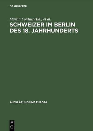 Schweizer im Berlin des 18. Jahrhunderts