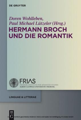 Hermann Broch und die Romantik
