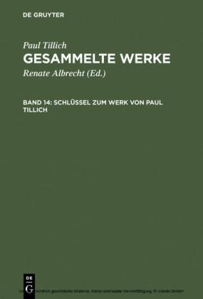 Schlüssel zum Werk von Paul Tillich