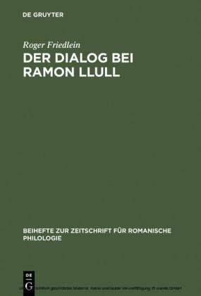 Der Dialog bei Ramon Llull