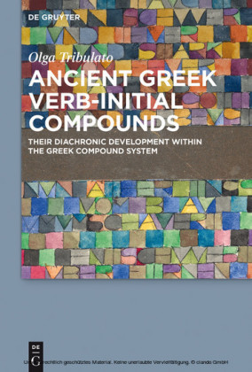 Ancient Greek Verb-Initial Compounds