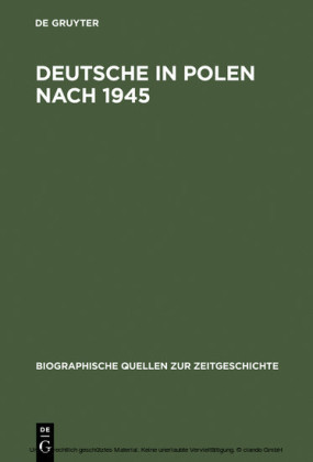 Deutsche in Polen nach 1945