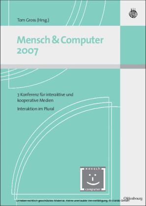 Mensch & Computer Interaktion 2007