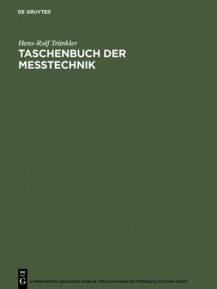 Taschenbuch der Meßtechnik