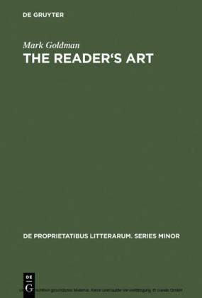 The Reader's Art