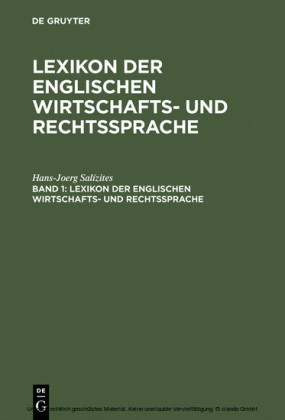 English-Deutsch